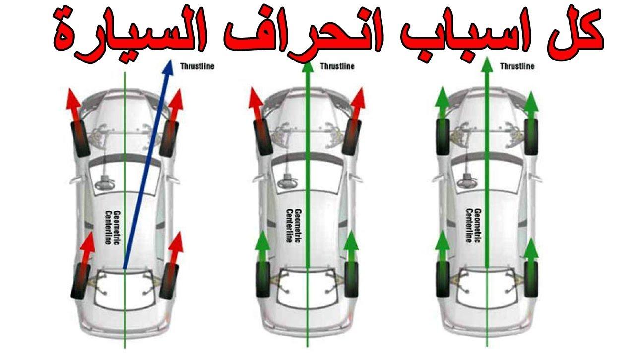 بالفيديو .. كل اسباب انحراف السيارة اثناء القيادة وطرق اصلاحها بتكلفة رخيصة