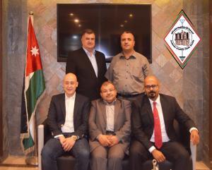 الحفار رئيساً للجمعية الاردنية لهواة اللاسلكي