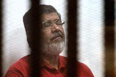 بيان من النائب العام المصري بشأن وفاة مرسي