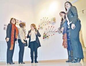 أبوجابر: السمكة ألهمتني مفردات المعرض