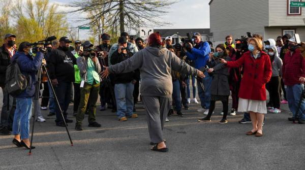 احتجاجات في أوهايو بعد مقتل فتاة سوداء على يد الشرطة