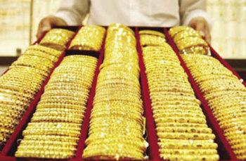 ازمة اوكـرانيا تـرفع اسعار الذهب عالميا ومحليا