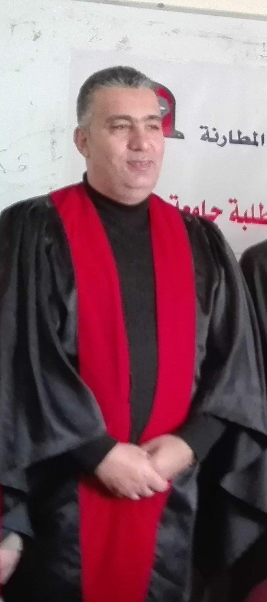 الدكتور فؤاد الطلافحة مبارك التعيين