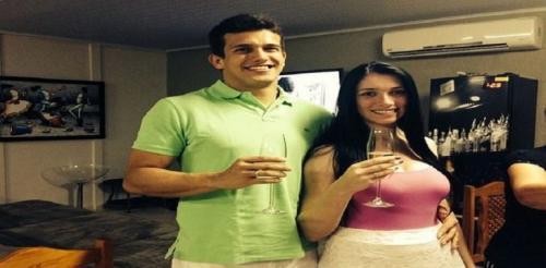 بالفيديو  ..  رجل يرمي زوجته من شرفة الطابق الرابع في البرازيل