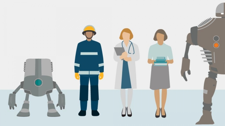 توقّعات بفقدان 5 ملايين وظيفة بحلول 2020 بسبب التطور الرقمي والروبوتات
