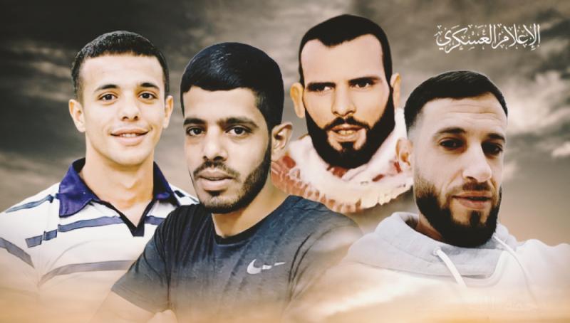كتائب القسام تزف 3 من شهدائها باشتباك في القدس