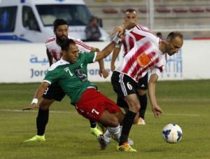 اتحاد الكرة يعاقب الوحدات والحسين والرمثا والمنشية