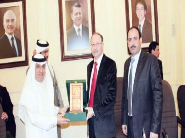 توقيع بروتوكول للتعاون الشبابي والرياضي بين الأردن والسعودية