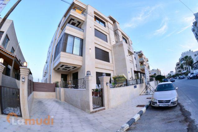 شقة 4 نوم(2ماستر) في أجمل مناطق عمان للبيع من المالك بسعر مغري