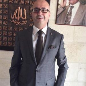 نضال العساف مبارك التعيين