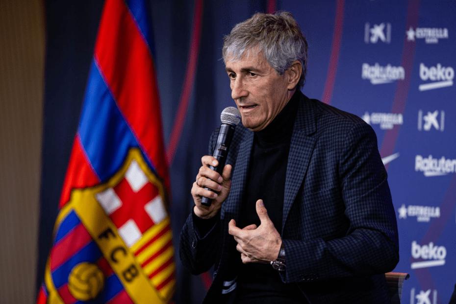 برشلونة يستقر على مدربِ جديدِ لخلافة كيكي سيتيين