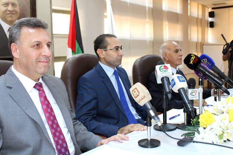 مؤتمر صحفي للإعلان عن فعاليات معرض عمان الدولي17 للكتاب