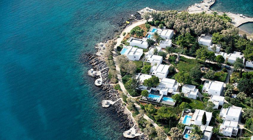 بالصور :  افضل المنتجعات الشاطئية في اليونان لاجازة صيفية رائعة