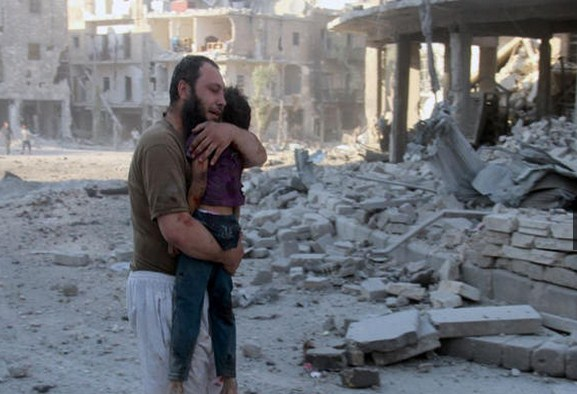 سورية: 28 قتيلا في قصف لقوات النظام على حلب