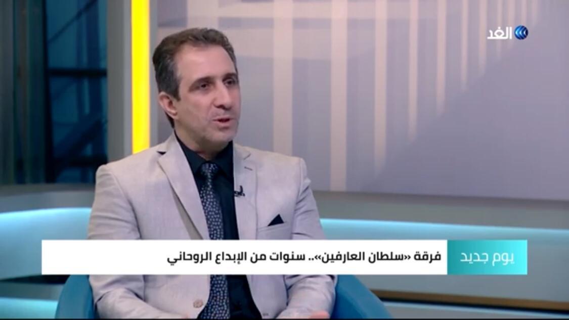"""بالفيديو ..   """"سلطان العارفين"""" ..  انشاد صوفي في طريق العالمية"""