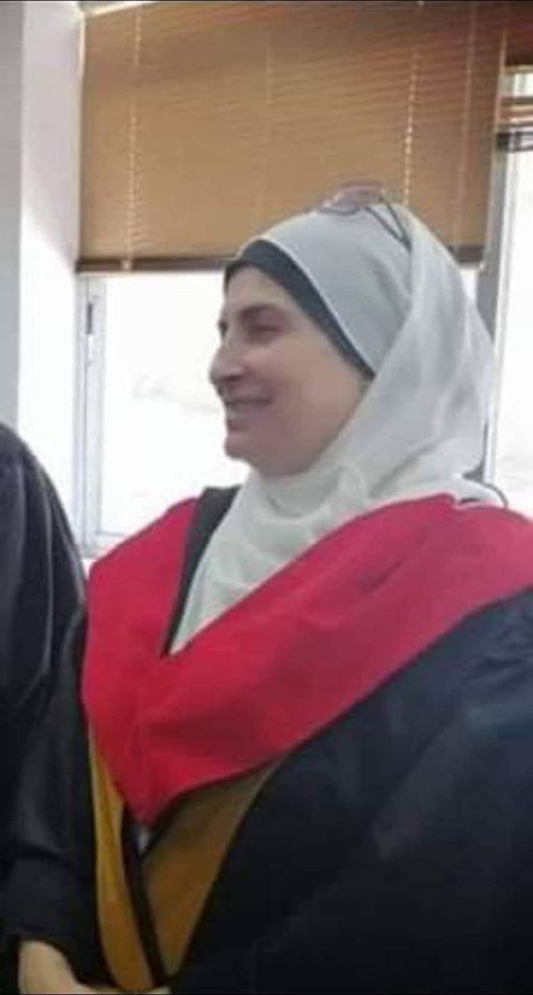 الدكتورة حنان ملكاوي  ..  مبارك الترفيع
