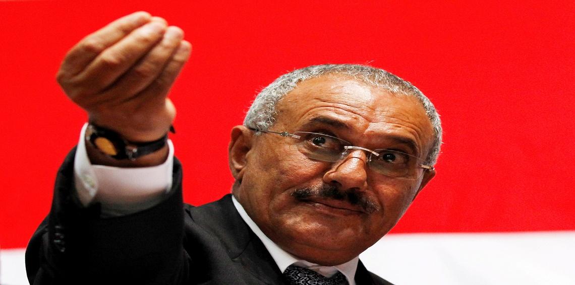 ظهور رسالة بخط علي عبدالله صالح تكشف سر مقتله