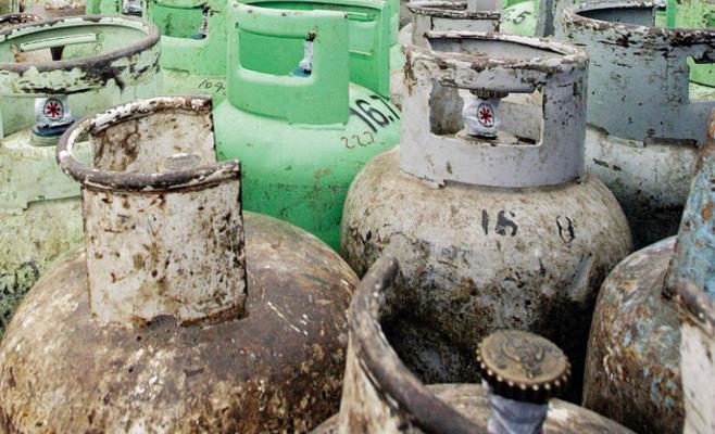 """ارتفاع مبيعات الغاز المنزلي الى 80% بسبب المنخفض الجوي  ..  """"تفاصيل"""""""