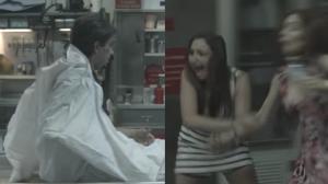 بالفيديو .. ماذا تفعل لو شاهدت ميتاً يستيقظ في المشرحة؟