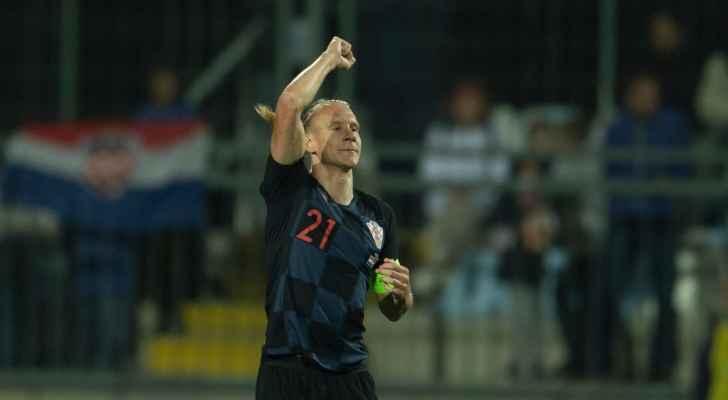 منتخب النشامى يخسر أمام كرواتيا