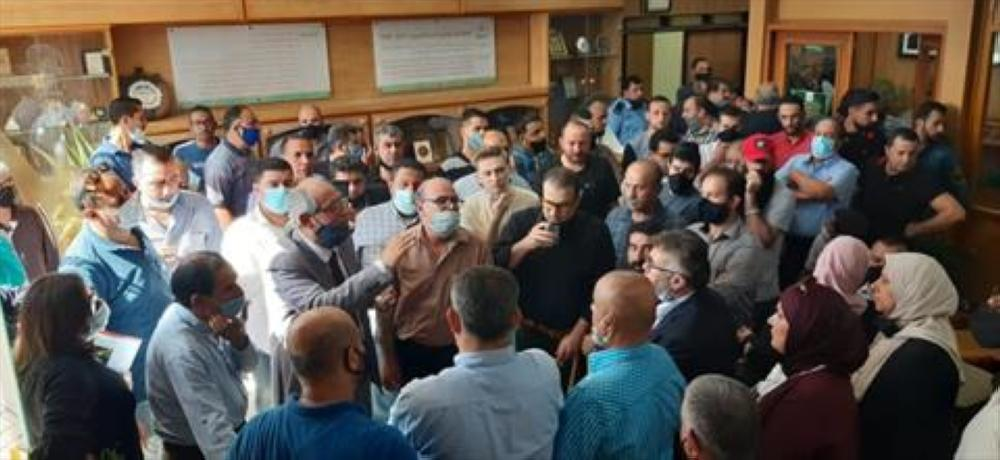 الهيلات : جامعة اليرموك ملتزمة بقرارات مجلس أمنائها الخاصة بقبولات أبناء العاملين