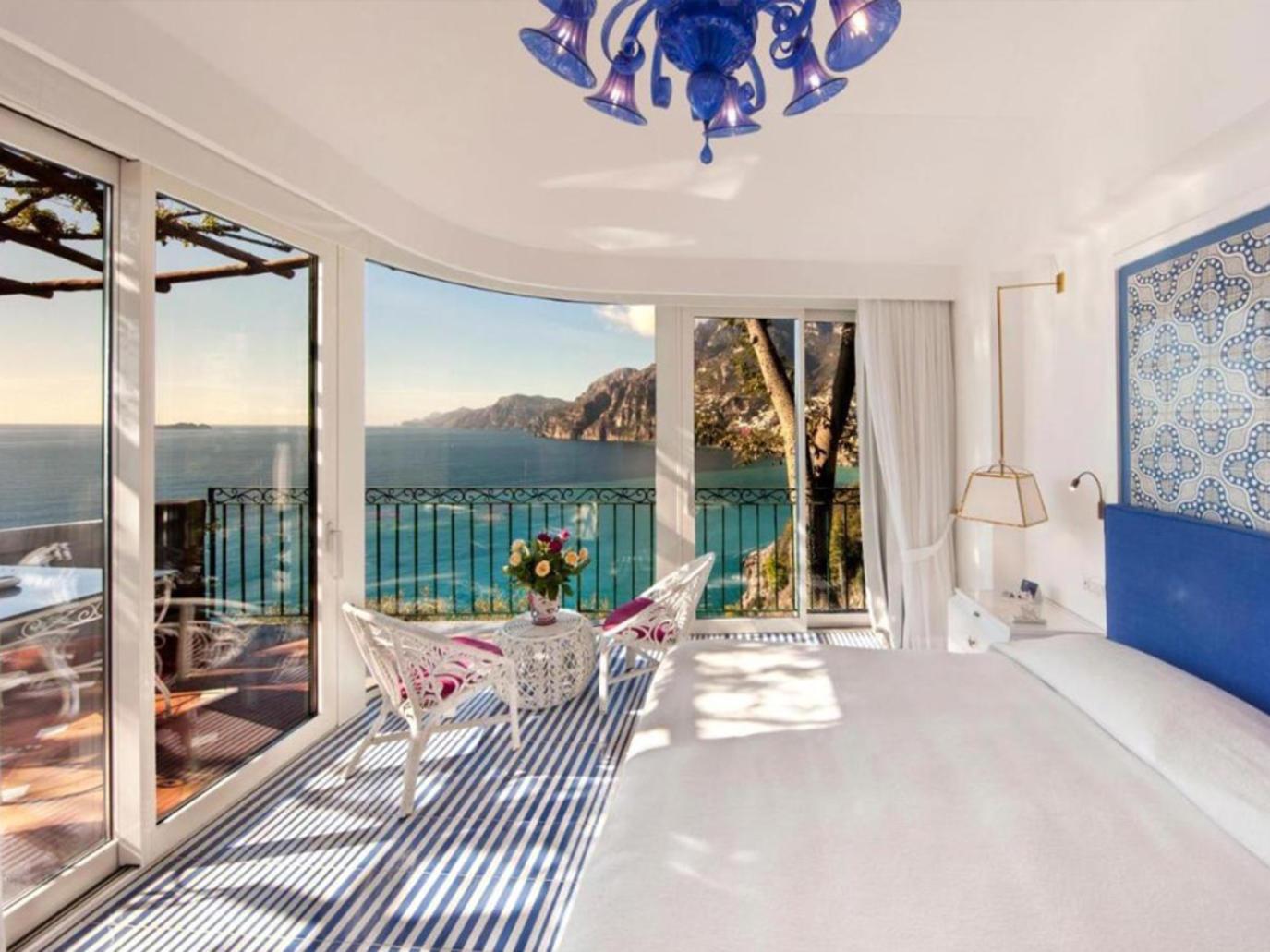بالصور ..  تعرف على أفضل فنادق بوسيتانو لإقامة رومانسية جاذبة للأزواج