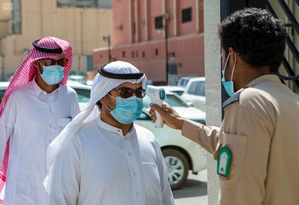 السعودية تسجل 48 وفاة و4757 إصابة جديدة بكورونا