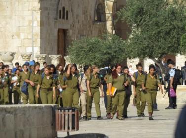 منظمة نسوية يهودية متطرفة تنظم سلسلة اقتحامات للأقصى
