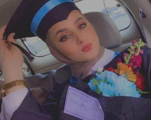 رزان الطراونة .. مبارك التخرج