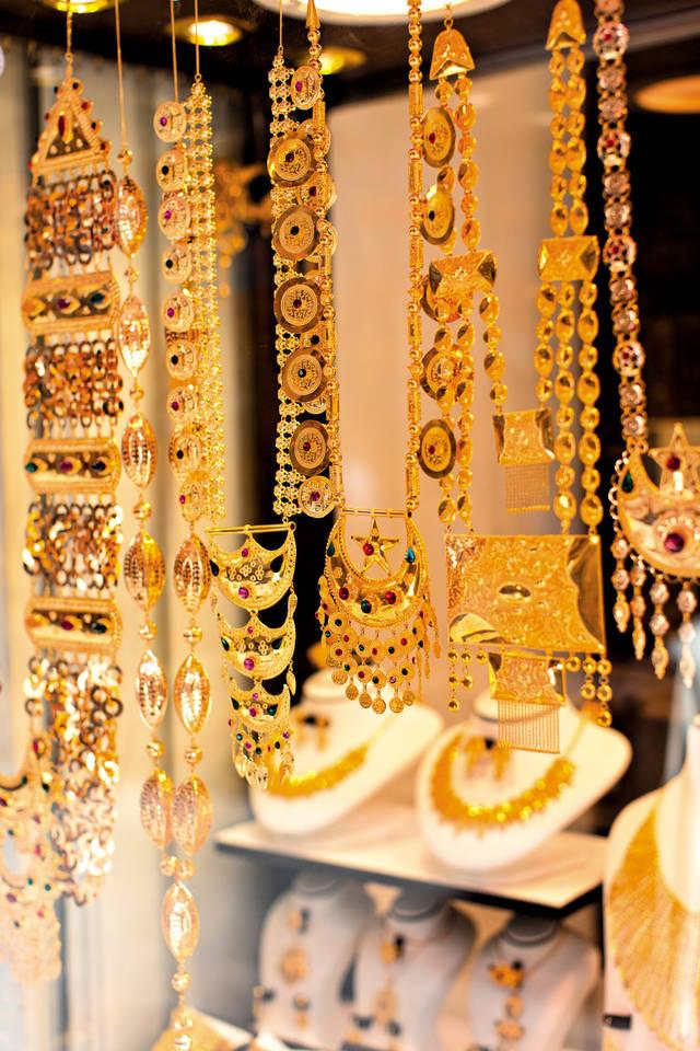 3ر35 دينار سعر غرام الذهب بالسوق المحلية