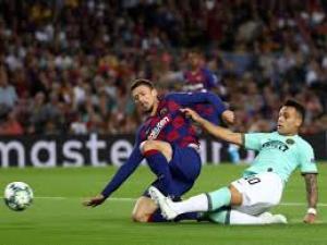 رغم حسمه التأهل كأول المجموعة ..  3 أسباب تدفع برشلونة للفوز على إنتر ميلان