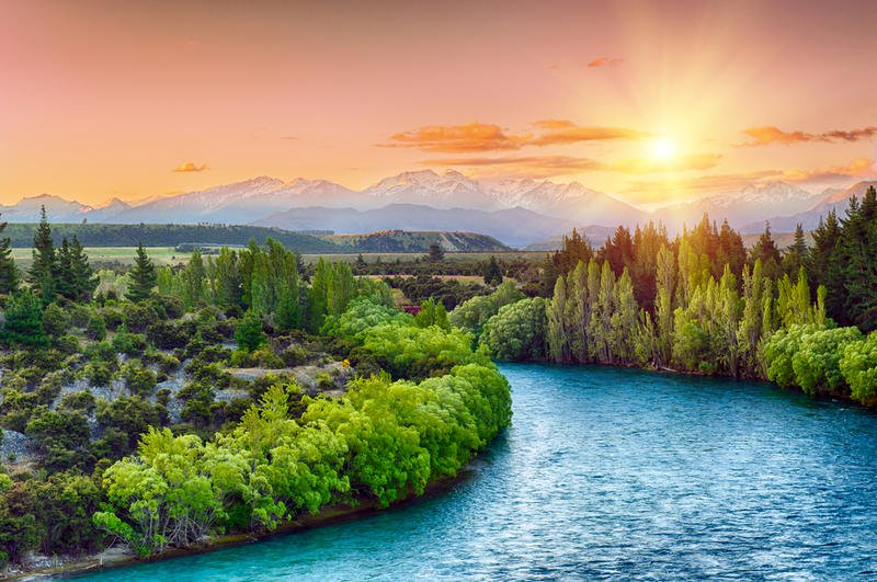 بالصور ..  السياحة في نيوزيلندا