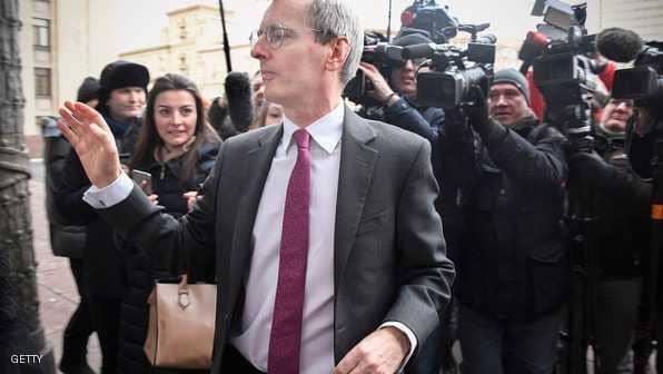 موسكو تطرد 23 دبلوماسيا بريطانيا