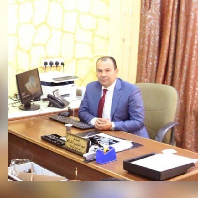 """مبارك ل""""الدكتور عبد الناصر"""" بمناسبة حصوله على درجة الاستاذية"""