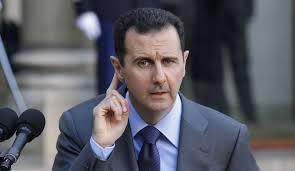 هذا دليل إصابة بشار الأسد بجلطة دماغية ..  صحيفة اميركية تكشف المستور!