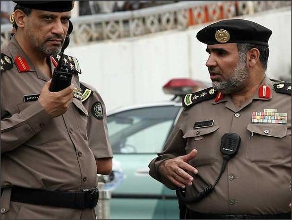 أنباء عن إلقاء القبض على المتورطين في شتم رجال أمن