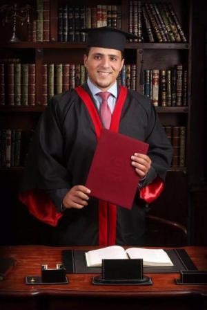 الدكتور حمزة الحياري ألف مبارك