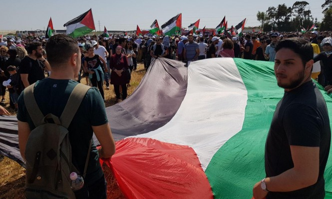 """""""حقوق المهجرين"""" تنظم مسيرة العودة إلى عتليت"""