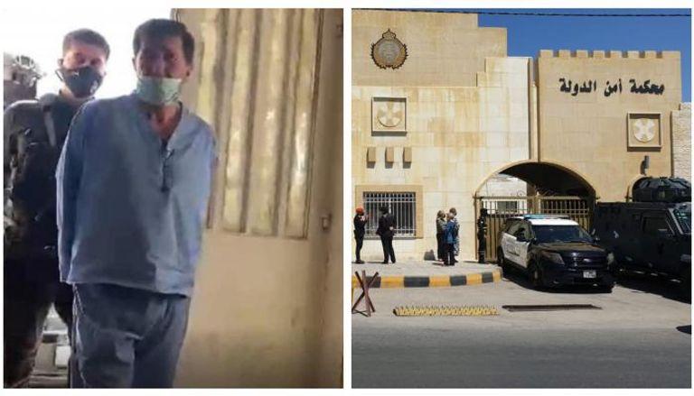 """محامي باسم عوض الله لـ""""سرايا"""": """"المحكمة استمعت لشاهدي نيابة """"سودانيي الجنسية"""" يعملان في قصر موكلي"""