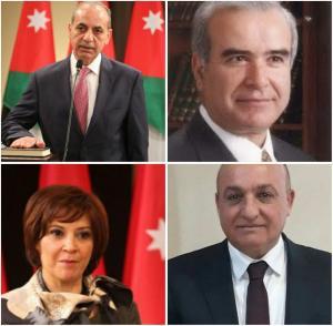 بالاسماء  ..  الوزراء الجدد يؤدون اليمين الساعة الثانية ظهراً امام الملك
