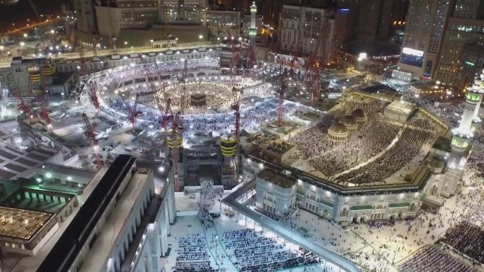 """مفهوم جديد للمخيمات في مكة المكرمة والمدينة خلال موسم الحج القادم  ..  تعرف عليه  ..  """"تفاصيل"""""""