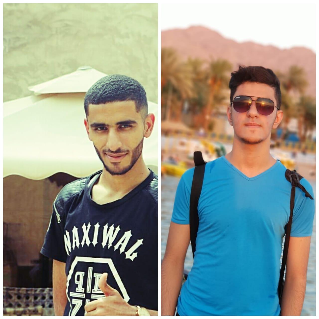باسل وريان علي محافظة مبارك الناجح في الثانوية العامة