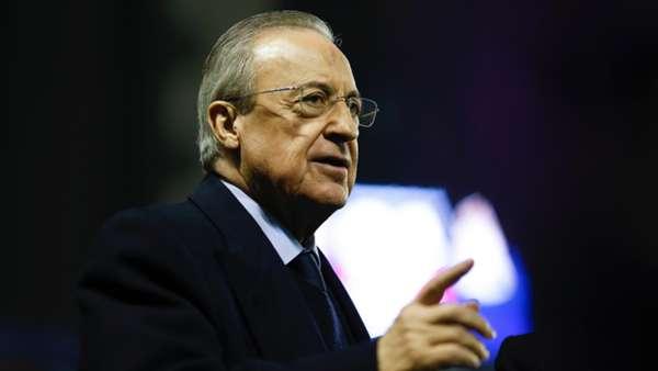 بيريز: أرفض نظام دوري الأبطال الجديد والسوبر ليج كان المشروع الأهم لكرة القدم