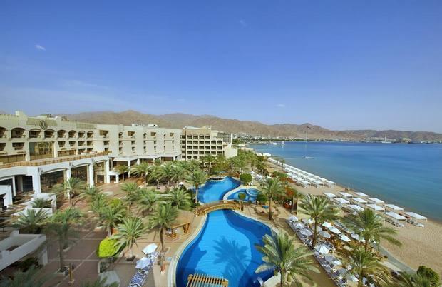 بالصور  ..  أفضل الفنادق في العقبة على البحر مباشرة