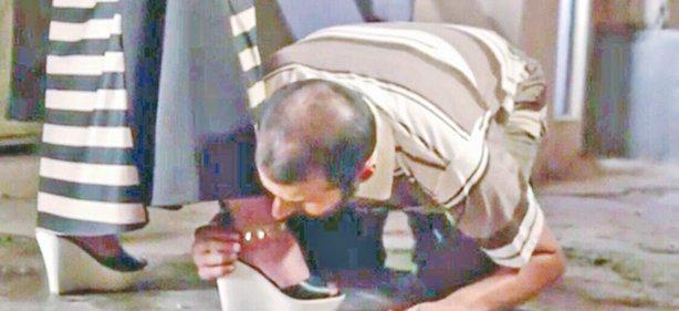ادّعى أنه شرطي وأجبر شخصين على تقبيل قدمي امرأة اماراتية ..  تفاصيل