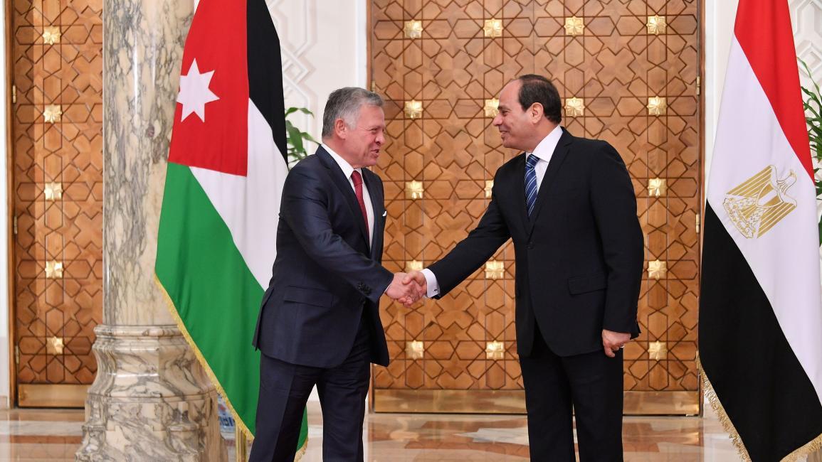 الأخبار المصرية: أربع اعتبارات وراء موقف القاهرة الداعم لأمن واستقرار الأردن ..  تفاصيل