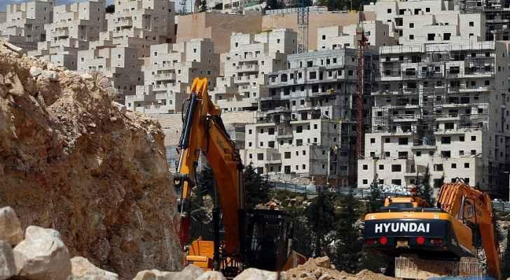 الأردن: بناء مستوطنات بالاراضي المحتلة تمرد على القانون الدولي