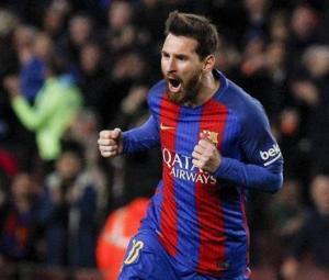 """ميسي يبدأ """"شهر عسل"""" جديد مع برشلونة"""