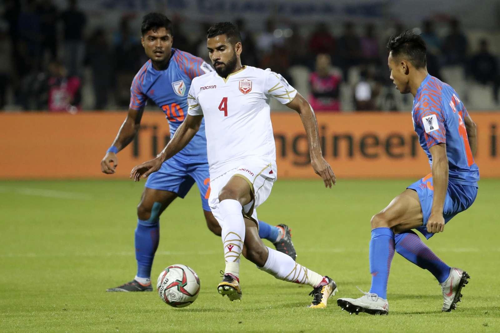 البحرين ترافق الامارات وتايلند الى الدوري الثاني لكأس اسيا
