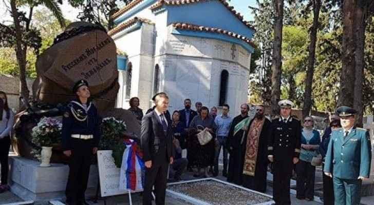 الشرطة اليونانية: العثور على دبلوماسي روسي كبير مقتولا بشقته في أثينا